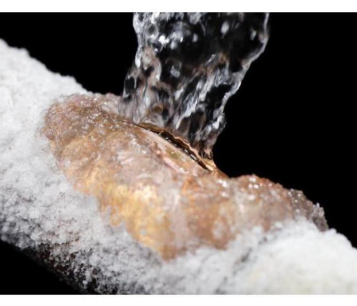Water Damage 5 easy steps to prevent frozen pipes this winter!