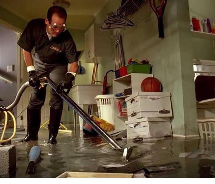 Water Damage Water Damage in your home, now what?